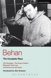 Behan Complete Plays