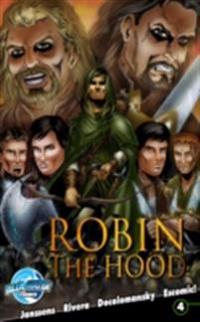Robin The Hood Vol.1 # 4