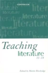 Teaching Literature, 11-18