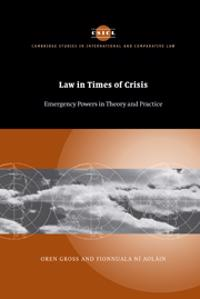 Law in Times of Crisis