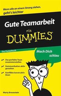 Gute Teamarbeit f r Dummies