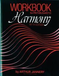 Workbook for Piston Devoto Harmony