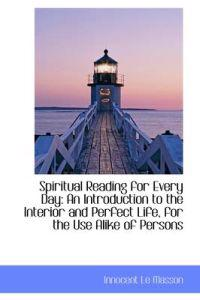 Spiritual Reading for Every Day