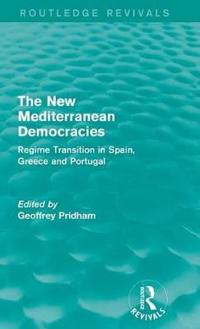 The New Mediterranean Democracies