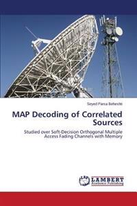 Map Decoding of Correlated Sources