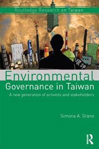 Environmental Governance in Taiwan