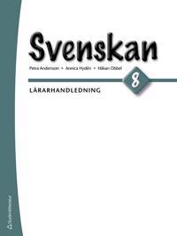 Svenskan 8 Lärarpaket - Digitalt + Tryckt