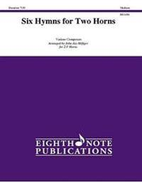 Six Hymns for Two Horns
