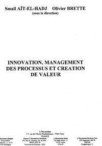 Innovation management des processus et c