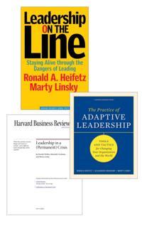 Adaptive Leadership: The Heifetz Collection (3 Items)