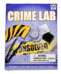Crime Lab: Gather Clues and Solve Tricky Cases!