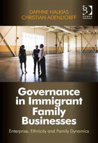 Governance in Immigrant Family Businesses