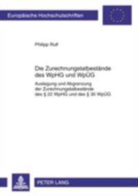 Die Zurechnungstatbestaende des WpHG und WpUeG