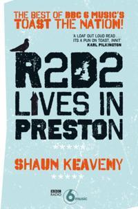 R2D2 Lives in Preston