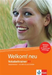 Welkom! Neu A1 Vokabeltrainer. CD-ROM + Heft + MP3-CD
