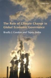 Role of Climate Change in Global Economic Governance