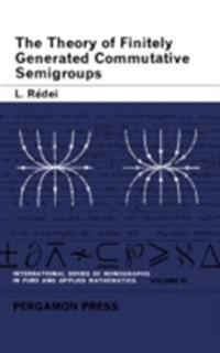 Theory of Finitely Generated Commutative Semigroups