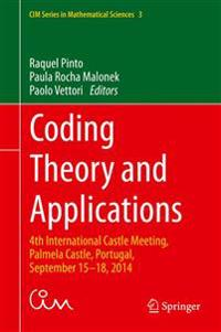 Coding Theory and Applications