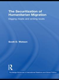 Securitization of Humanitarian Migration