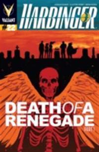 Harbinger (2012) Issue 22