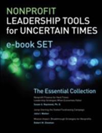 Nonprofit Leadership Tools for Uncertain Times e-book Set