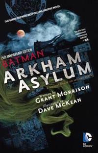 Batman Arkham Asylum: Arkham Asylum