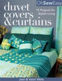 Oh Sew Easy(R) Duvet Covers & Curtains