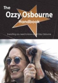 Ozzy Osbourne Handbook - Everything you need to know about Ozzy Osbourne