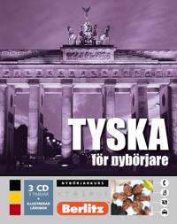 Tyska för nybörjare : kursbok