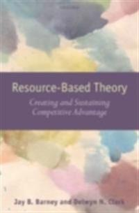 Resource-Based Theory