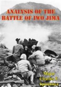 Analysis Of The Battle Of Iwo Jima