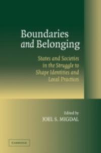 Boundaries and Belonging