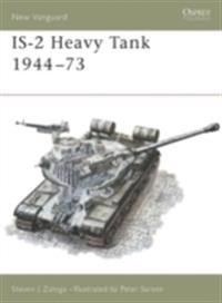 IS-2 Heavy Tank 1944 73