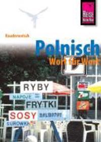Ordish, B: RKH Sprachführer Polnisch - Wort für Wort