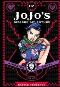 JoJo's Bizarre Adventure Part 2 Battle Tendency 2