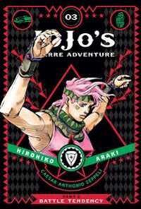 JoJo's Bizarre Adventure Part 2 Battle Tendency 3