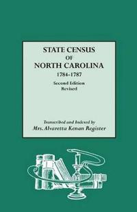 State Census of North Carolina, 1784-1787