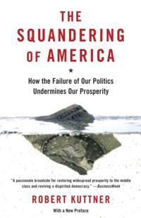 Squandering of America