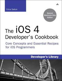 iOS 4 Developer's Cookbook