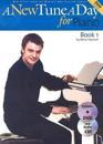 A NEW TUNE A DAY PIANO BOOK 1 PF BOOK/CD USA EDITION