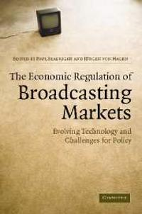 The Economic Regulation of Broadcasting Markets