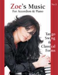Zoe's Music for Accordion & Piano