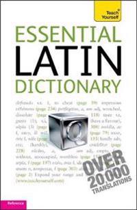 Essential Latin Dictionary
