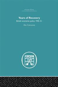 Years of Recovery