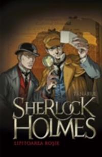 Tanarul Sherlock Holmes. Lipitoarea rosie