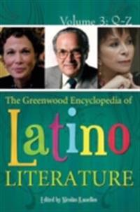 GRNWD ENCY OF LATINO LIT 3V