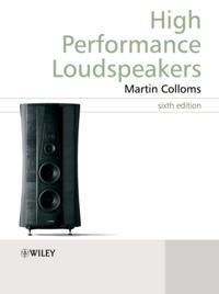 High Performance Loudspeakers