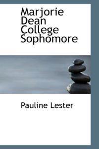 Marjorie Dean College Sophomore