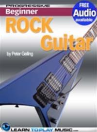 Rock Guitar Lessons for Beginners