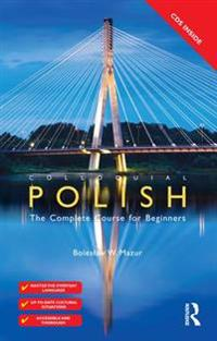 Colloquial Polish (eBook And MP3 Pack)